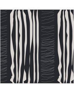 Fabric, W: 145 cm, 140 g, black, 1 rm