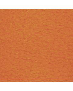 Fleece, L: 125 cm, W: 150 cm, 200 g, orange, 1 pc