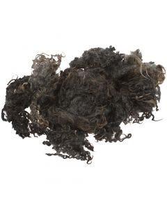 Curly Locks, dark grey, 100 g/ 1 bundle