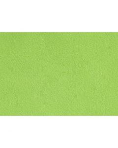 Craft Felt, A4, 210x297 mm, thickness 1,5-2 mm, light green, 10 sheet/ 1 pack