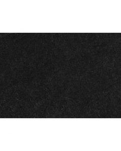 Craft Felt, A4, 210x297 mm, thickness 1,5-2 mm, textured, black, 10 sheet/ 1 pack