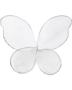 Net Wings, size 5,5x4,5 cm, 30 pc/ 1 pack