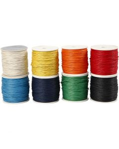 Cotton Cord, thickness 1 mm, 8x40 m/ 1 pack