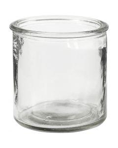 Tea Light Candle Holder, H: 7,8 cm, 6 pc/ 1 box