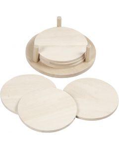 Slices, D: 9,5 cm, 6 pc/ 1 pack