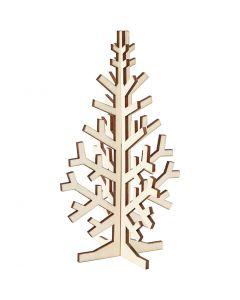 Christmas Tree, H: 20 cm, W: 12 cm, 1 pc