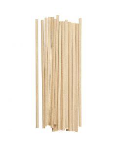 Sticks , L: 15 cm, D: 4 mm, 20 pc/ 1 pack