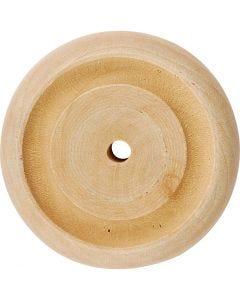 Wheel, D: 42x11 mm, 40 pc/ 1 pack
