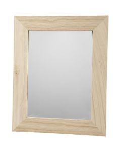 Mirror, size 26x32 cm, 1 pc