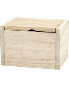 Box, size 10x8,2x6,7 cm, 1 pc