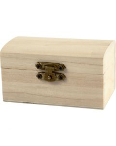 Treasure Chest, size 9x5,2x4,9 cm, 10 pc/ 1 pack