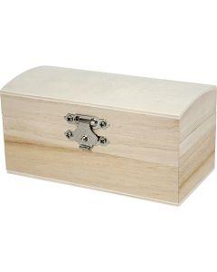 Treasure Chest, size 11,5x5,8x5,8 cm, 1 pc