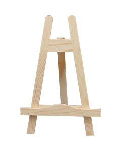 Mini Easel, H: 25 cm, 1 pc