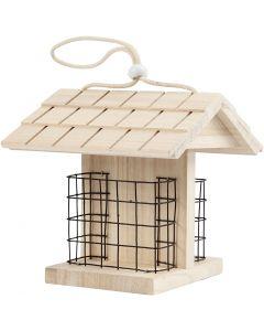 Bird Table , H: 17.5 cm, L: 11.6 cm, W: 13,5 cm, 1 pc