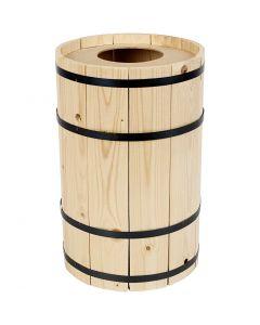 Carnival Barrel, H: 38 cm, small, 1 pc