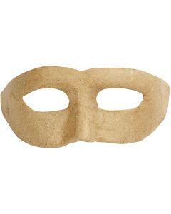 Zorro Mask, H: 8 cm, W: 21 cm, 1 pc