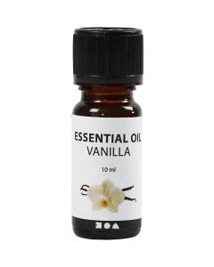 Fragrance oil, Vanilla, 10 ml, 10 ml/ 1 bottle
