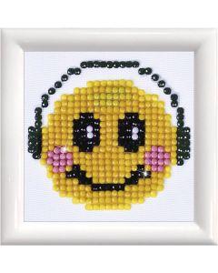 Diamond Dotz , Smiling Groove, size 7,6x7,6 cm, 1 pack