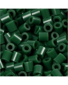PhotoPearls, size 5x5 mm, hole size 2,5 mm, dark green (9), 6000 pc/ 1 pack