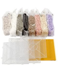 PhotoPearls Kit, assorted colours, 1 set