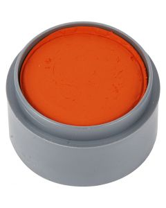 Water-based Face Paint, orange, 15 ml/ 1 tub
