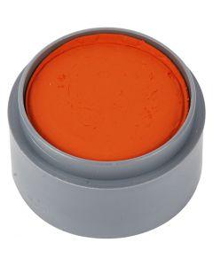 Water-based Face Paint, orange, 15 ml/ 1 tub