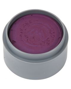 Water-based Face Paint, dark purple, 15 ml/ 1 tub