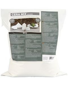 Cera-Mix Exclusive Casting Plaster, white, 5 kg/ 1 pack