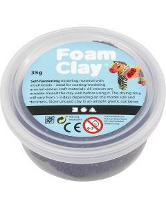 Foam Clay®, purple, 35 g/ 1 tub