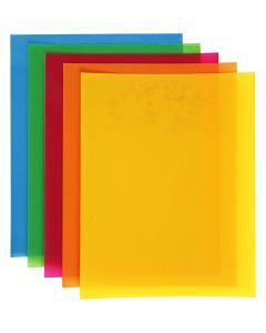 Shrink Plastic Sheets, 10 sheet/ 1 pack