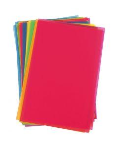 Shrink Plastic Sheets, 100 sheet/ 1 pack