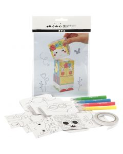 Mini Creative Kit, princesses, 1 set