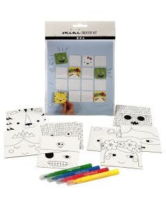 Mini Creative Kit, 1 set