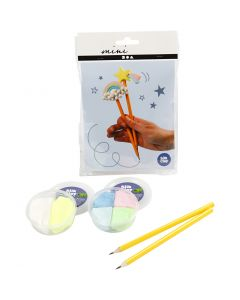 Mini Creative Kit, pencils, 1 set