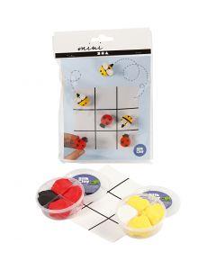 Mini Creative Kit, tic tac toe, 1 set
