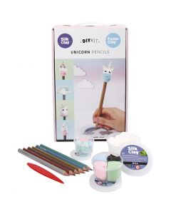 Unicorn Pencil, 1 set