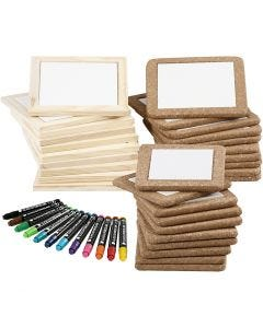 Trivet Painting, standard colours, additional colours, 1 set