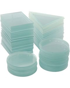 Glass Plate, thickness 3 mm, 3x30 pc/ 1 box