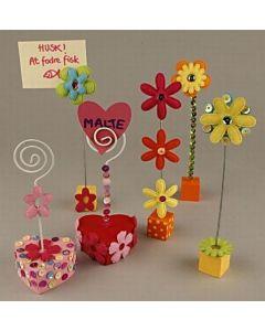 Decorative Items in felt, fabric and felt borders