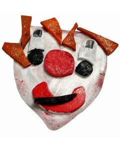 Make Amusing Masks from Sleeping Mats