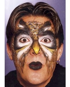 Face Paint – A Bird's Face