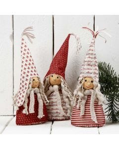 Christmas Decorations made from Design Felt