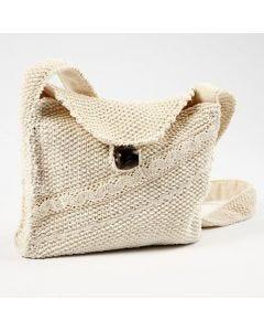 A Moss Stitched Bag