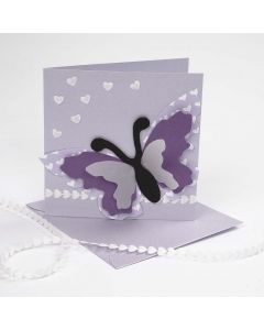 A Butterfly Card