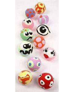 Silk Clay Balls