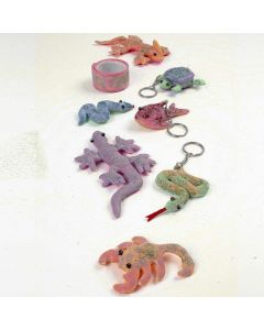 Glittery Creepy-Crawlies