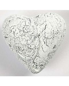 A Heart with Plus Crackle