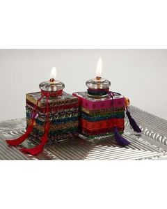 Indian Oil Lamps