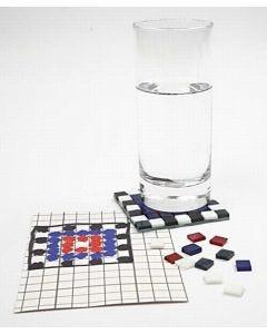 A Glass Coaster
