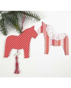 A Paper Horse for hanging
